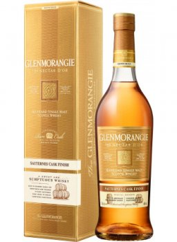 Віскі Glenmorangie Nectar d'Or 0.7 л 46% в подарунковій упаковці (5010494951837)