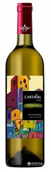 Вино Cartaval Sauvignon Blanc белое сухое 0.75 л 12% (4820004923466)