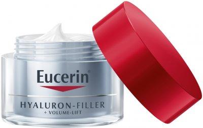 Ночной крем для восстановления контуров лица Eucerin Volume Filler 50 мл (4005800216398)