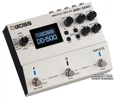 Педаль эффектов Boss DD-500 Digital Delay