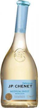 Вино J.P. Chenet Blanc Medium Sweet белое полусладкое 0.75 л 9.5-14% (3263286321284)