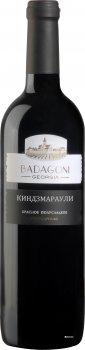 Вино Бадагони Киндзмараули красное полусладкое 0.75 л 11% (4860006040419)