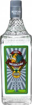 Текила Messicano Silver 1 л 38% (7503022261075)