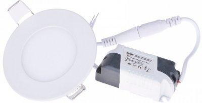 Світлодіодний світильник Brille LED-36 White (L121-051)