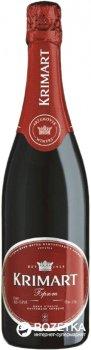 Вино игристое Krimart красное брют 0.75 л 10-13.5% (4820003351598)