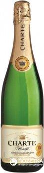 Винный напиток игристый Charte Абрикос белый полусладкий 0.75 л 6.0–8.5% (4820003359969)