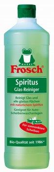 Очищувач для скляних і дзеркальних поверхонь Frosch спиртової 1 л (4001499013683)