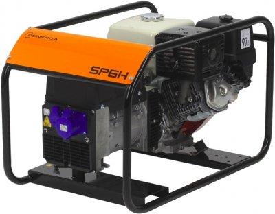 Генератор бензиновый GENERGA SP6H