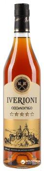 Напиток алкогольный Iverioni 5* 0.5 л 40% (4860018004973)