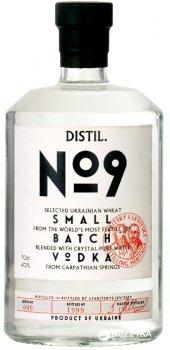 Водка Staritsky&Levitsky Distil.No9 0.7 л 40% (4820139240247)