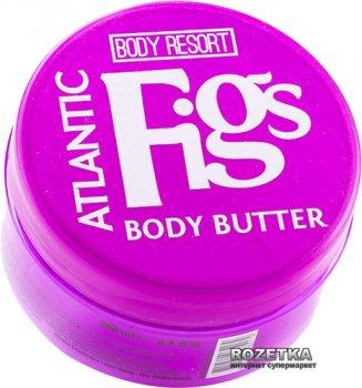 Крем-масло для тіла Mades Cosmetics Body Resort з екстрактом інжира 200 мл (8714462085179)