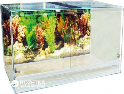 Террариум Природа стеклянный 60х35х40 см (4820157406021)