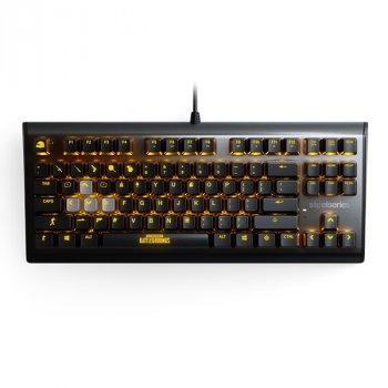 Ігрова клавіатура SteelSeries APEX M750 TKL PUBG Edition (64726)