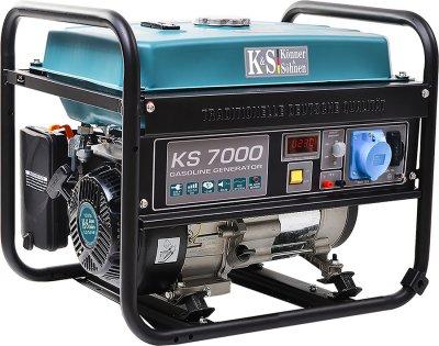 Генератор бензиновый Konner&Sohnen KS 7000
