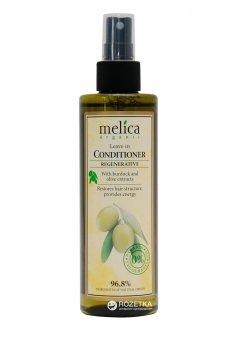 Регенерирующий кондиционер Melica Organic с экстрактами лопуха и оливы 200 мл (4770416342143)