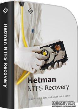 Hetman NTFS Recovery для восстановление NTFS раздела Домашняя версия для 1 ПК на 1 год (UA-HNR2.3-HE)