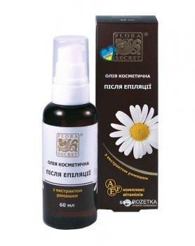 Косметичне масло Flora Secret для тіла Після епіляції 60 мл (4820174890476)