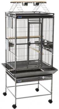 Вольер для птиц Savic Hamilton Playpen 60 х 55 х 158 см Темно-серый (5411388568009)