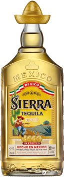 Текила Sierra Reposado 0.7 л 38% (4062400543125)
