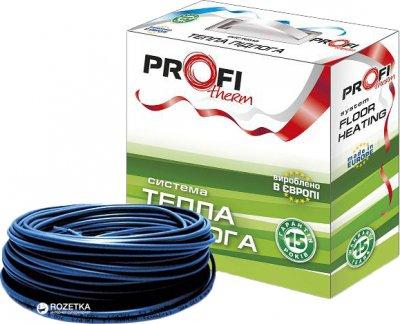 Тепла підлога ProfiTherm 19 двожильний кабель 210 Вт 11.5 м (70208556)