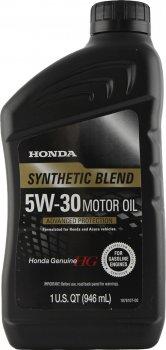 Моторна олива Honda HG Synthetic Blend 5W-30 0.946 л (08798-9034)