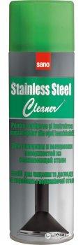 Засіб для догляду за виробами з нержавіючої сталі Sano Stainless Steel Cleaner 475 мл (7290005423499)