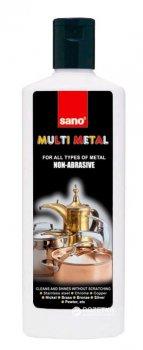 Засіб для чищення металевих виробів Sano Multi Metal 300 мл (7290000286877)