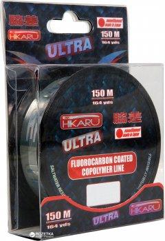 Леска Lineaeffe Hikaru Ultra Fluorocarbon Coating 0.3 мм 150 м 12.6 кг (3400030)