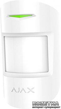 Бездротовий датчик руху Ajax MotionProtect White (000001149)