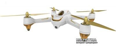 Квадрокоптер Hubsan X4FPV 2.4Ghz + 5.8Ghz RTF с HD камерой Белый (H501S FPV HD Camera)(6922572402737)