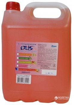 Жидкое мыло Olis Глицерин Дикая корица и апельсин 5 л (4820021762949)