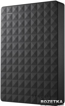 Жорсткий диск Seagate Expansion 4TB STEA4000400 2.5 USB 3.0 External Black