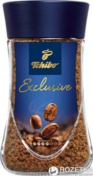 Кофе растворимый Tchibo Exclusive 100 г (4046234767018)