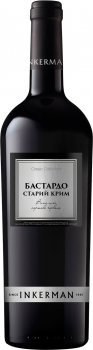 Вино Inkerman Бастардо Старий Крим червоне сухе 0.75 л 9.5-12% (4820003750230)