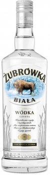 Водка Zubrowka Biala 0.7 л 40% (5900343001915)