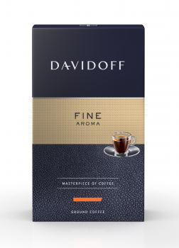 Кофе молотый Davidoff Cafe Fine Aroma 250 г (4006067084102)