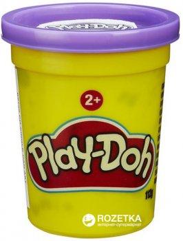 Пластилин в баночке Play-Doh 112 г B6756 Фиолетовый
