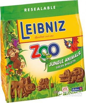 Печенье Bahlsen Зоопарк какао 100 г (4017100107214)