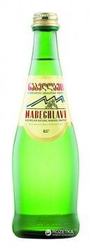 Упаковка минеральной газированной воды Набеглави 0.5 л х 12 бутылок (4865602000010)