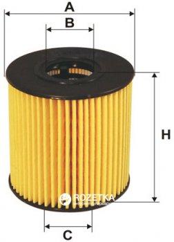 Фильтрующий элемент масляного фильтра WIX Filters WL7413 - FN OE673