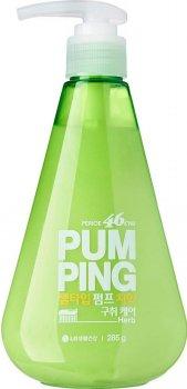 Зубная паста LG Perioe Pumping Herb 285 г (8801051065596)