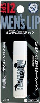 Гигиенический бальзам для губ Omi Menturm для мужчин 5.2 г (4987036414031)