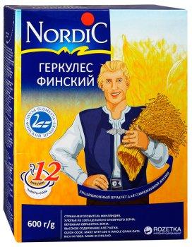 Геркулес фінський NordiC 600 г (6411200108955)