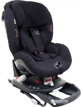 Автокрісло BeSafe Izi Comfort X3 Isofix Black (528164)