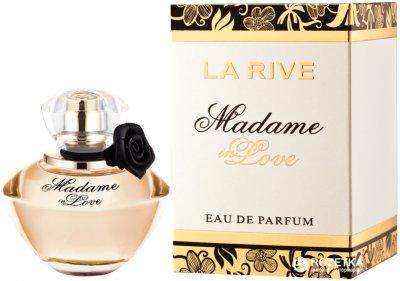 Парфюмированная вода для женщин La Rive Madame In Love 90 мл (5906735232479)