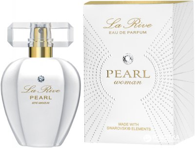 Парфюмированная вода для женщин La Rive Pearl Swarovski 75 мл (5906735231328)