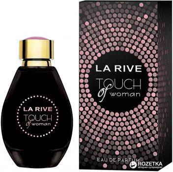 Парфюмированная вода для женщин La Rive Touch Of Woman 90 мл (5901832062257)