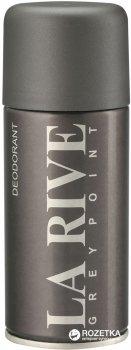 Парфюмированный дезодорант для мужчин La Rive Grey Point 150 мл (5906735235029)