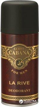 Парфюмированный дезодорант для мужчин La Rive Cabana 150 мл (5906735235050)