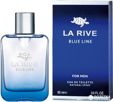 Туалетная вода для мужчин La Rive Blue Line 90 мл (5906735234091)